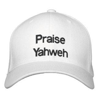 Éloge Yahweh - casquette Casquette Brodée