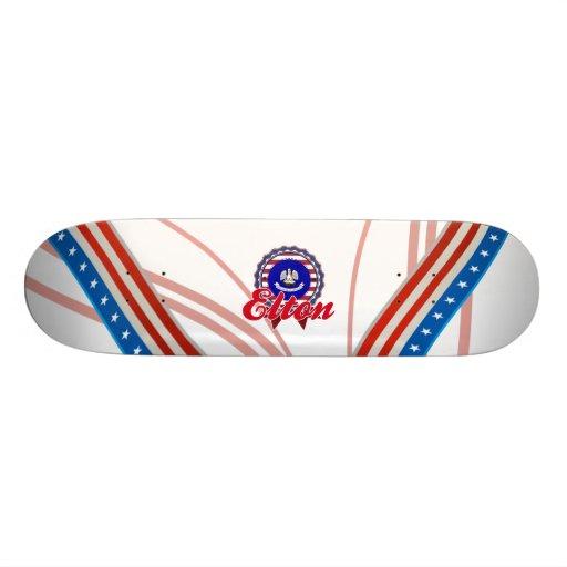 Elton, LA Skateboards Personnalisés