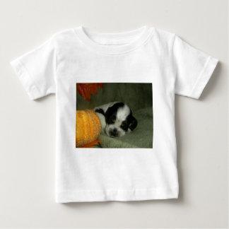 ELVIS, chiot américain &tan rouan bleu de cocker T-shirts