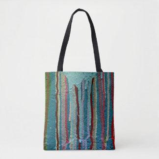 Emballage coloré de peinture sac