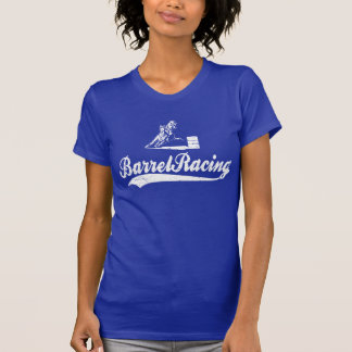 Emballage de baril t-shirt