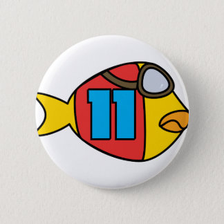 emballage des poissons pin's