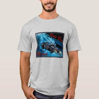 Emballage lent de garçon t-shirt