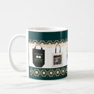emballages de tasse de tasse de m Artisanware