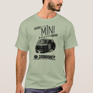 Emballant l'héritage mini t-shirt