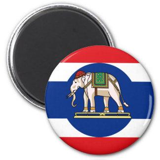 Embassador   Thaïlande, Thaïlande Magnet Rond 8 Cm