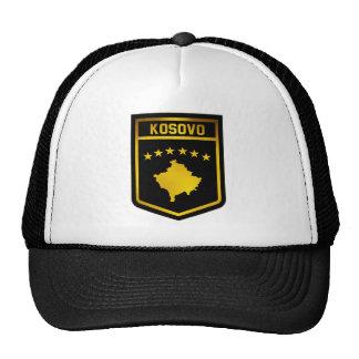 Emblème de Kosovo Casquette De Camionneur