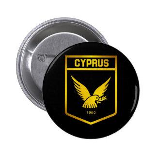 Emblème de la Chypre Badge