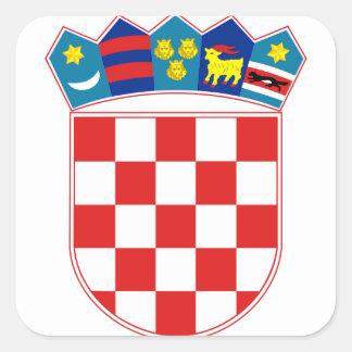 emblème de la Croatie
