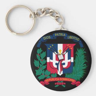 emblème de la République Dominicaine Porte-clef
