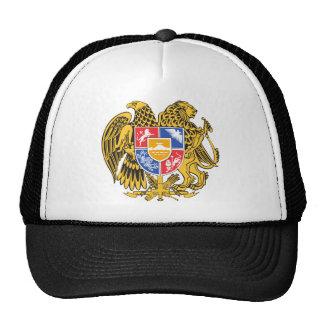 emblème de l'Arménie Casquettes De Camionneur