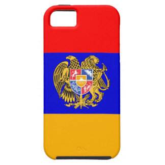 emblème de l'Arménie Étuis iPhone 5