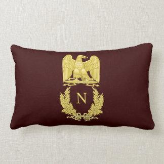 Emblème de Napoleon Bonaparte Coussins Carrés
