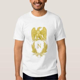Emblème de napoléon t-shirts