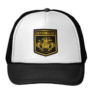 Emblème des Seychelles Casquette Trucker