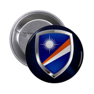 Emblème métallique des Marshall Islands Badges