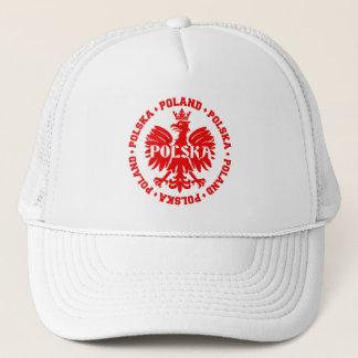 Emblème polonais de Polska Eagle Casquette