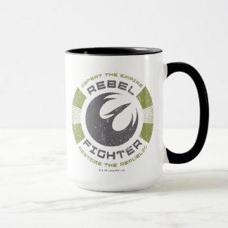 Emblème rebelle de combattant de Star Wars Tasses