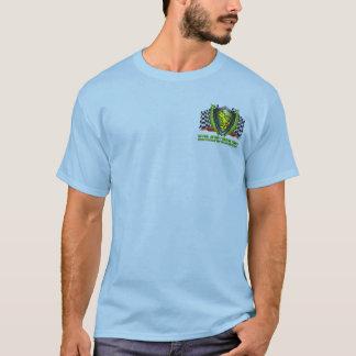 Emblème - tarte d'équipe t-shirt