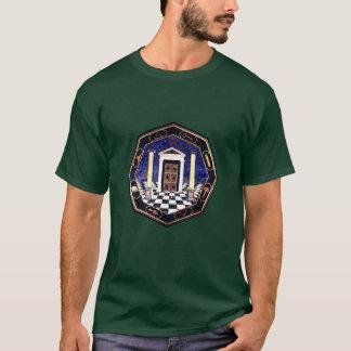 Emblèmes maçonniques t-shirt