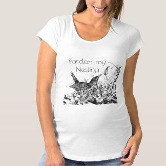 Emboîtement T-Shirt De Maternité