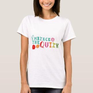 Embrassez le T-shirt des femmes de caprice