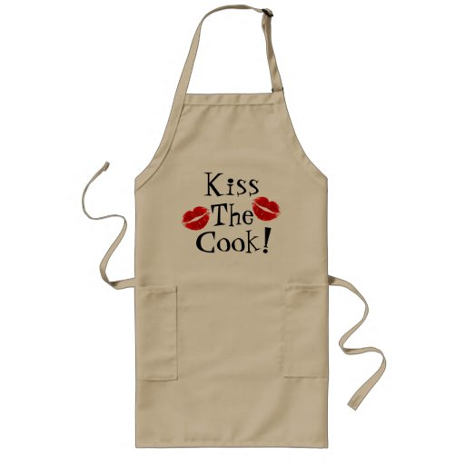 Embrassez le tablier de cuisinier