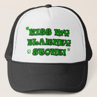 Embrassez mes casquettes et casquettes irlandais