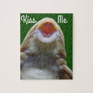 Embrassez-moi des poissons puzzle