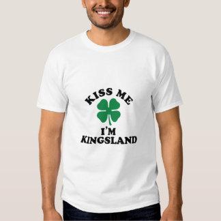 Embrassez-moi, Im KINGSLAND T-shirts