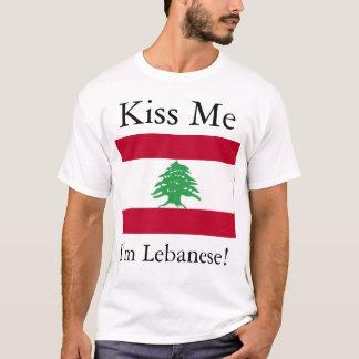 Embrassez-moi - Libanais T-shirt