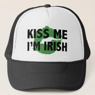 Embrassez-moi que je suis casquette irlandais