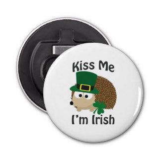Embrassez-moi que je suis hérisson irlandais