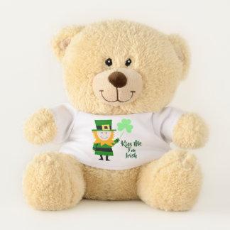 Embrassez-moi que je suis ours irlandais/de St