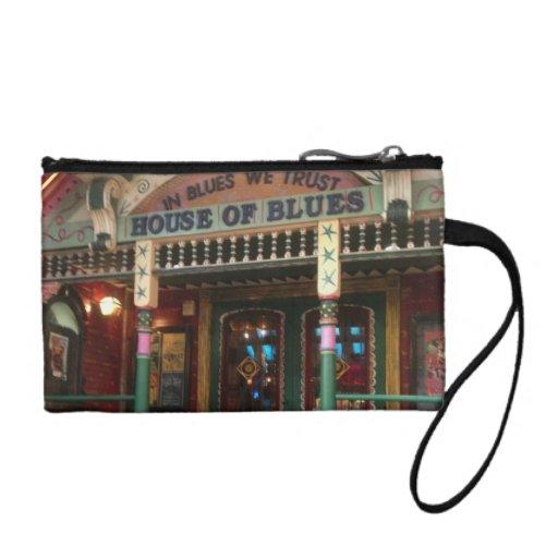 Embrayage principal House of Blues de pièce de mon Portefeuilles