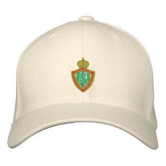 Embroidered Hat - Crossing Schaerbeek 1969 Casquette Brodée