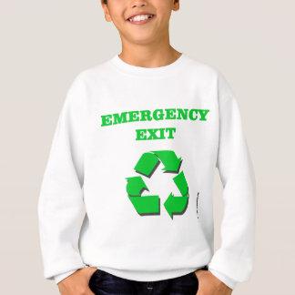 EMERGENCY EXIT SWEATSHIRT
