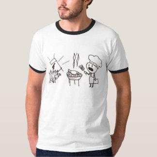 émeute de poissons t-shirt