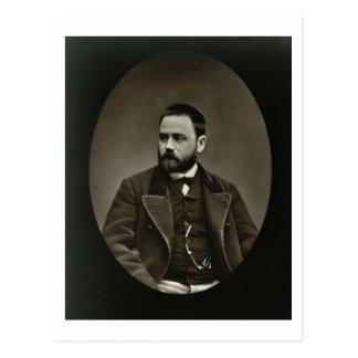 Emile Zola (1840-1902) de 'Galerie Contemporaine Cartes Postales