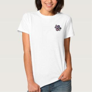 Emo badges le petit T-shirt de conception