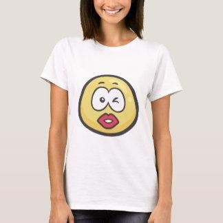 Emoji : Baisers du visage T-shirt