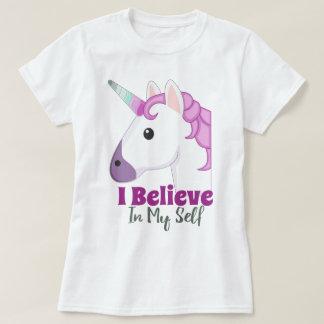 Emoji de licorne t-shirt