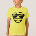 Emoji frais de type t-shirt