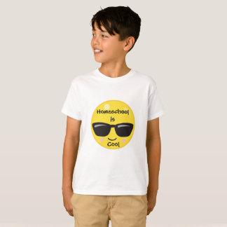 Emoji frais Homeschool T-shirt