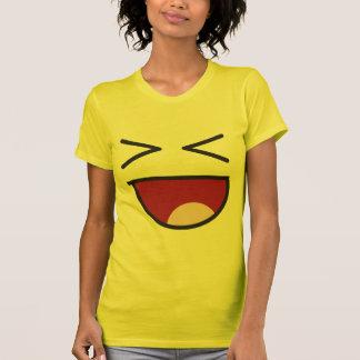 emoji riant t-shirt