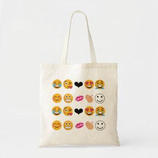 emoji sac fourre-tout