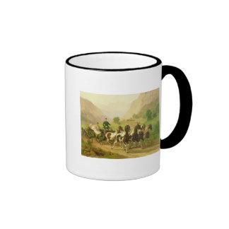 Empereur Franz Joseph I de l'Autriche Mug Ringer