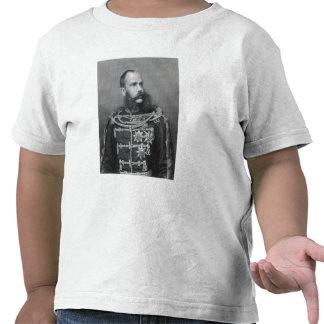 Empereur Franz Joseph I de l'Autriche T-shirts