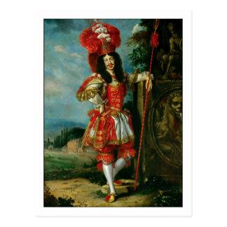Empereur Leopold le premier avant janvier Thomas Carte Postale