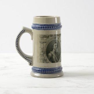 Empire 1912 russe 500 roubles de facture avec le chope à bière